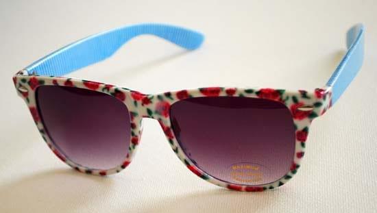 Coco Rocha Fancy Box Sunglasses