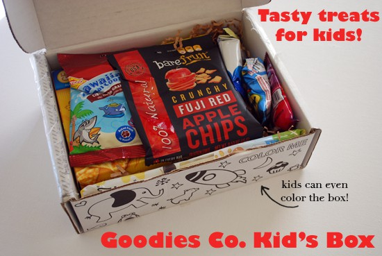 Goodies Co. Kid's Box Sneak Peek