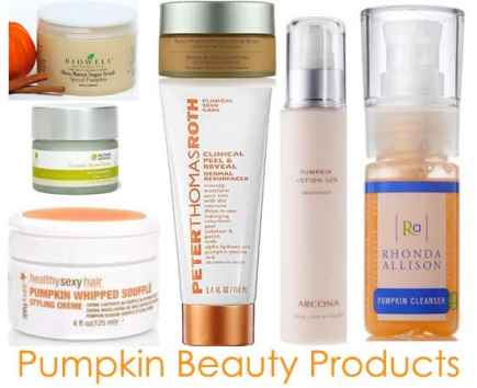 Pumpkin Beauty Products: Great for your skin year-round!