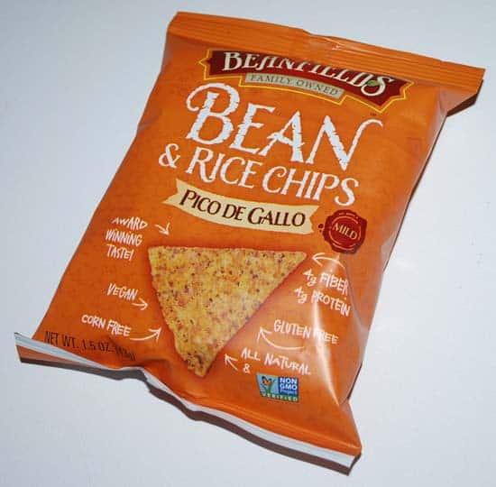 Beanfield's Bean and Rice Chips