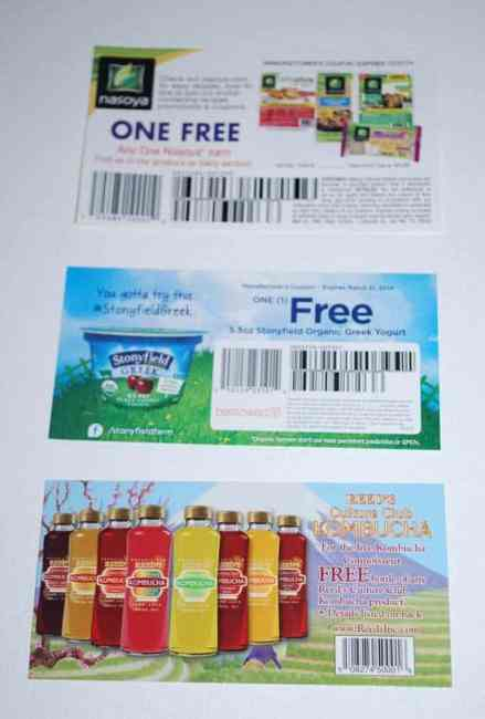 3 free coupons from Bestowed