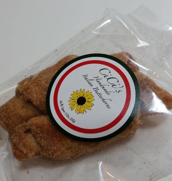 Cici's Italian Butterhorns
