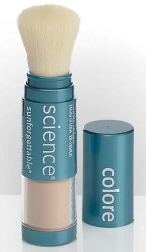 colorescience Sunforgettable® Mineral Sunscreen Brush SPF 30