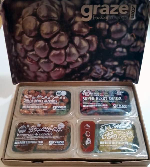 Graze: Snack Subscription Box