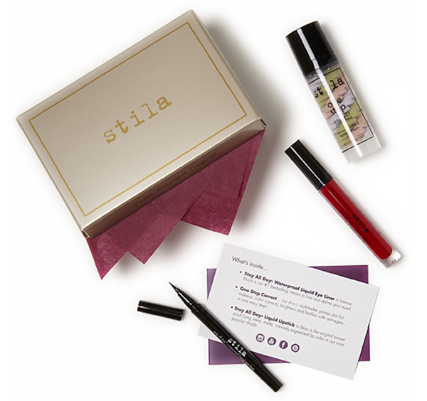 Stila Beauty box