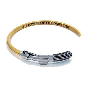 Darth Vader Lightsaber Cuff Bracelet
