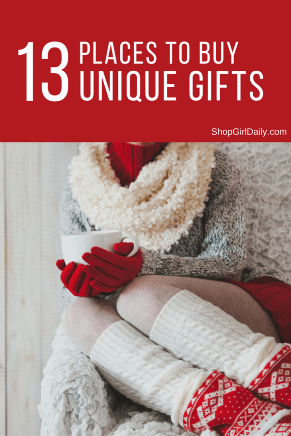 Where to Buy Unique Gifts Online