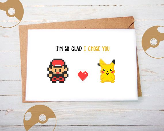 Valentines Day Cards for Him Shop Girl Daily – Mario Valentines Cards