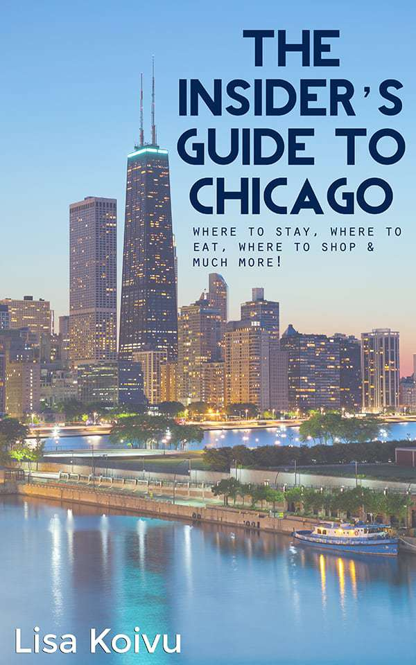 The Insider's Guide to Chicago by Lisa Koivu