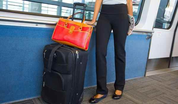 Travel Yoga Pants from BetaBrand | ShopGirlDaily.com