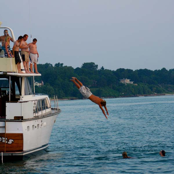 Michigan Bucket List: Swim in the Great Lakes