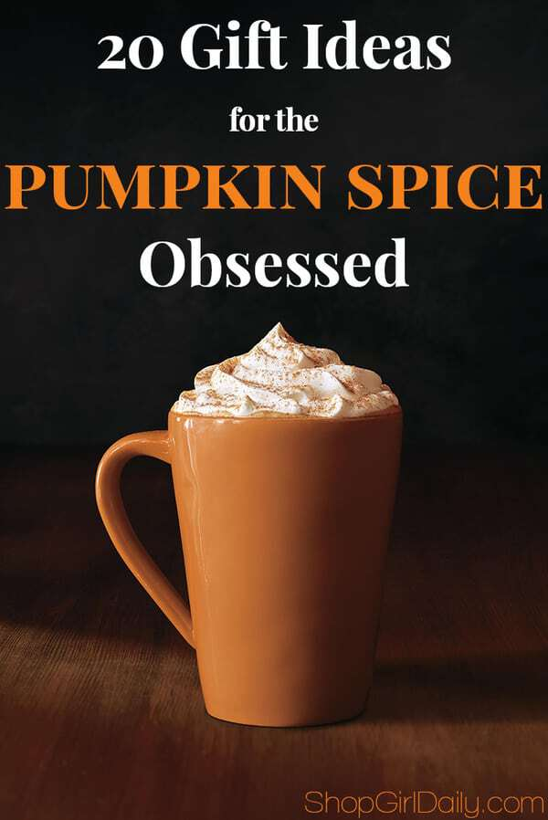 Let's all celebrate: Pumpkin spice season is back! This post is full of pumpkin spice goodness for all of my fellow fans of the best part of fall!