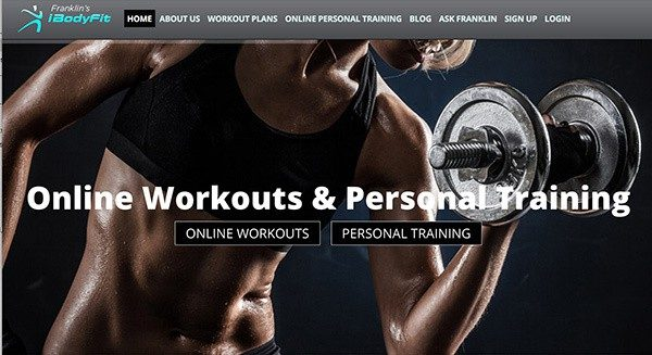 iBodyFit: Online fitness subscription service