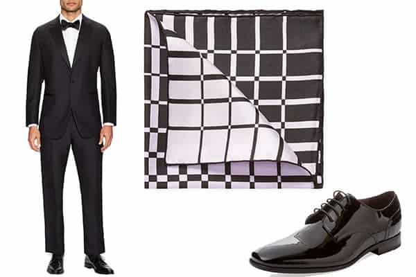 Men's Formal Wedding Clothing from Gilt