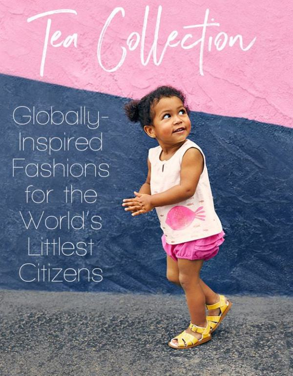 Tea Collection: Globally-Inspired Fashions for the World's Littlest Citizens - Ethical Clothing for Children