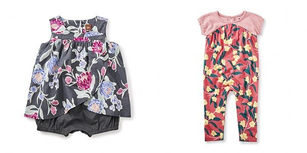 Baby Girl Styles from Tea Collection