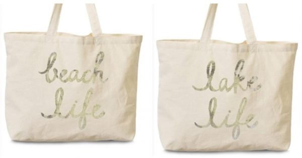 Lake Life Tote from Jane
