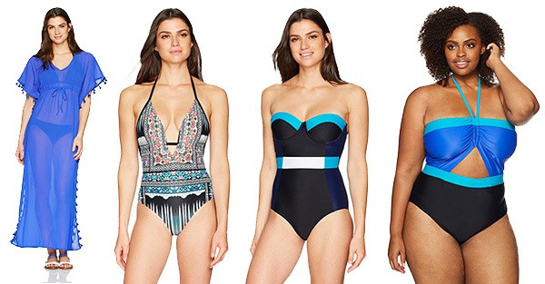 Amazon In-House Swimwear Brand: Coastal Blue