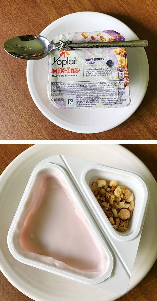 Yoplait Mix-Ins are a great treat when you're short on time | ShopGirlDaily.com