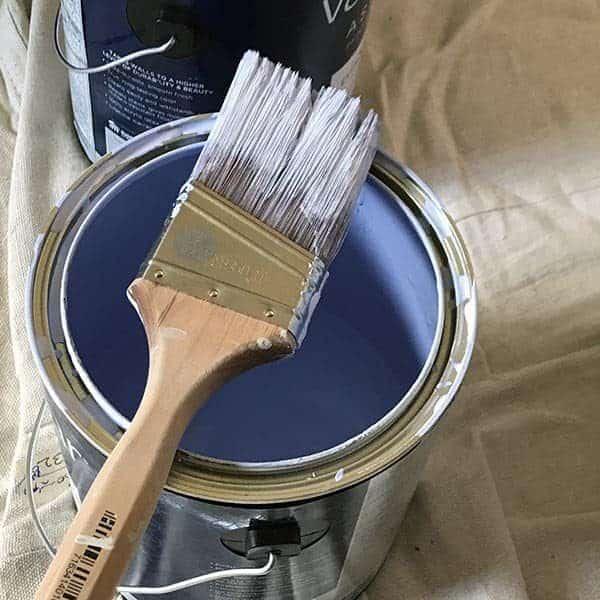 periwinkle paint
