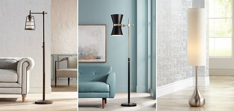 Floor Lamps from Lamps Plus