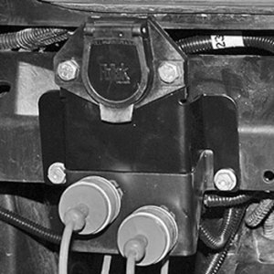John Deere 7Pin Trailer Connector  LVB25971