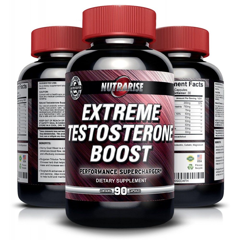 Number One Rated Testosterone Booster