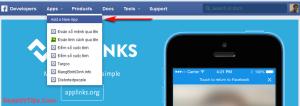 Get App ID and App Secret key from Facebook 1