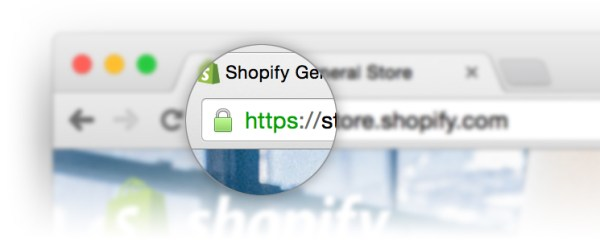 All Shopify Stores Now Use SSL Encryption Everywhere