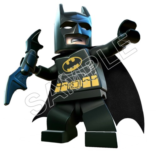 Lego Game Batman T Shirt Iron On Transfer Decal 1