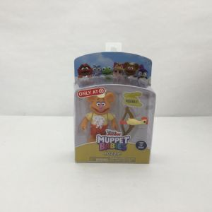 Disney Junior Muppet Babies Posable Fozzie with Bow and Arrow