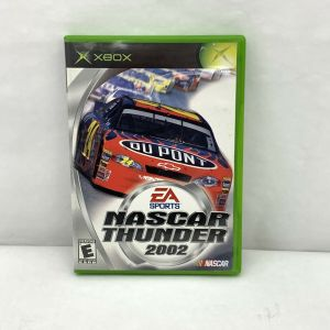 NASCAR Thunder 2002 (Microsoft Xbox, 2001)