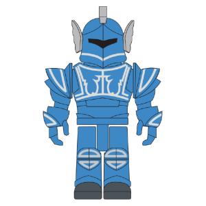 ROBLOX Alar Knight of the Splintered Skies Figure