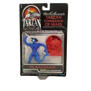 TARZAN Conqueror of Mars PLANTMAN Action Figure Trendmasters 1995