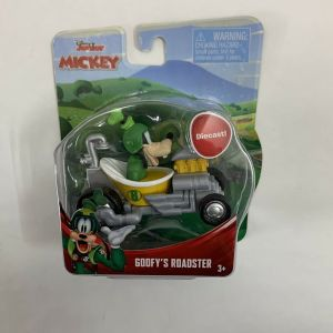 Disney Junior Goofy's Roadster Diecast toy car Ages 3+