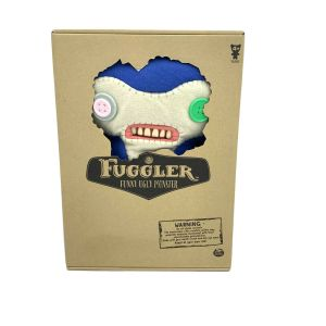 "Fuggler 12"" Funny Ugly Monster LIL DEMON Blue"