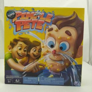 Pimple Pete Game Presented By Dr. Pimple Popper Ages 5+