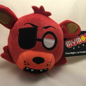 "Five Nights At Freddy's MyMoji 4"" Plush Foxy – New With Tags"