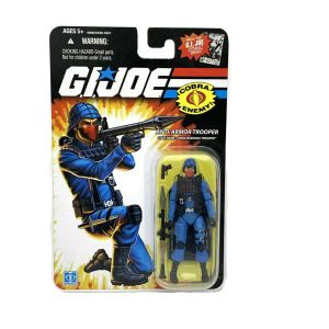 GI Joe 25th Anniversary Anti-Armor Cobra BAZOOKA TROOPER v1 Action Figure