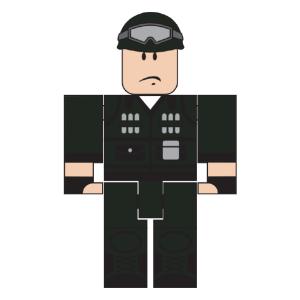 ROBLOX Swat Unit 3-inch mini Figure
