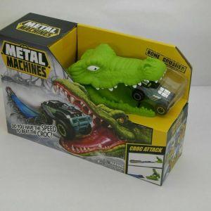 Zuru Metal Machines Croc Attack Ages 4+
