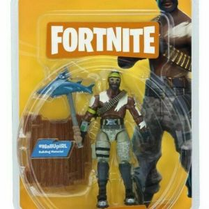 Fortnite Bandolier Solo Mode Core Figure Pack Action Figure Epic Games – New