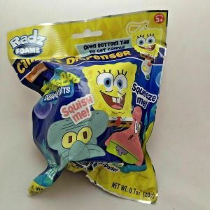 Radz SpongeBob Squarepants Candy Dispensers & Refillable Candy NEW!! Blind bag