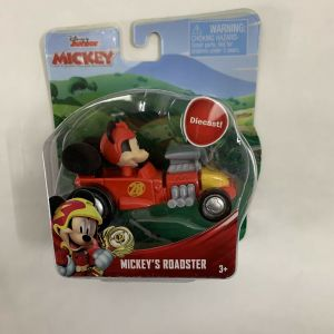 Disney Junior Mickey's Roadster Diecast toy car Ages 3+