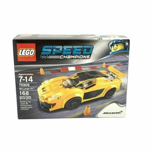 LEGO Speed Champions 75909 – MCLAREN P1 – Brand New, Retired