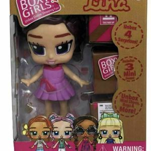 Boxy Girls – Lina Action Figure Doll with Accessories | Brand New