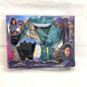 Disney Descendants 3 Uma Dress Up Kit Size 4-6x New In Box