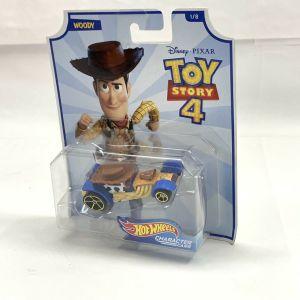 Hot Wheels Character Cars Disney Pixar Toy Story 4 WOODY