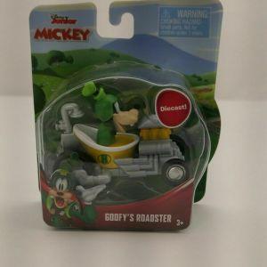 Disney Junior Goofy's Roadster Diecast toy car Ages 3+