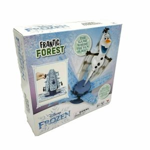 Disney's FROZEN Frantic Forest Board Game Olaf Cardinal Tree Spin Master